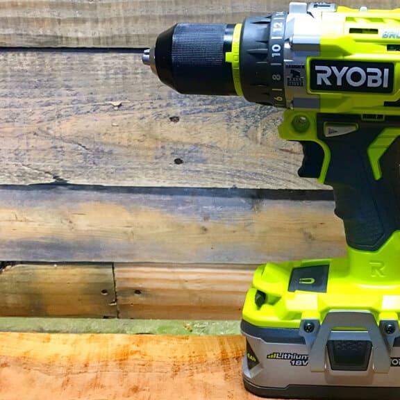 Pro Spective Review Ryobi One 18v Brushless Hammer Drill Lazy Guy Diy