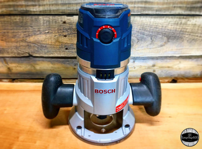 Bosch 2.3 HP Router