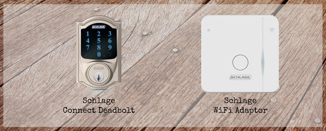 Schlage Smart Home Products