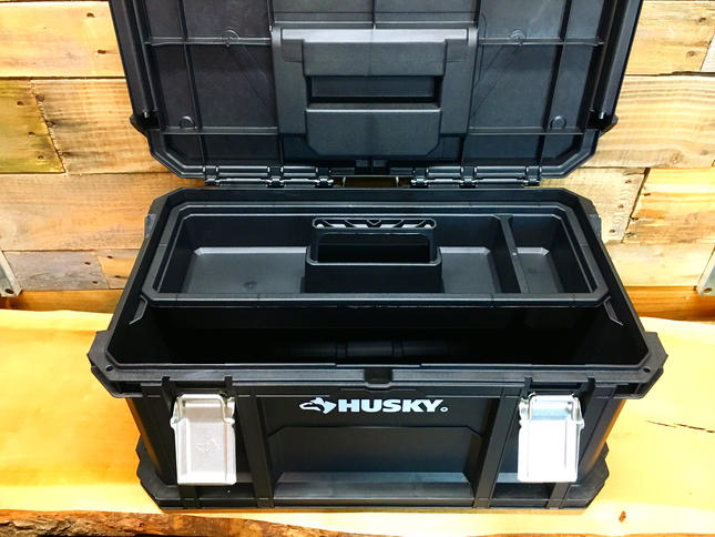 "Husky 22"" Rolling Connect Tool Box"