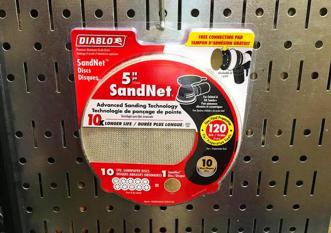 Diablo SandNet