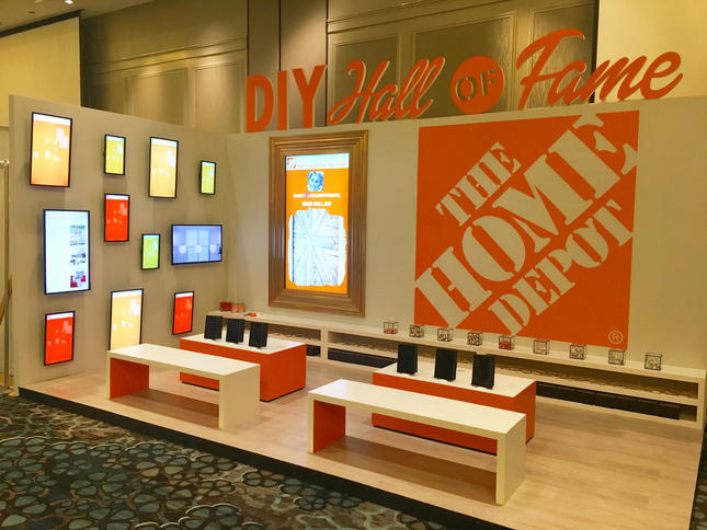 Home Depot DIY Hall of Fame