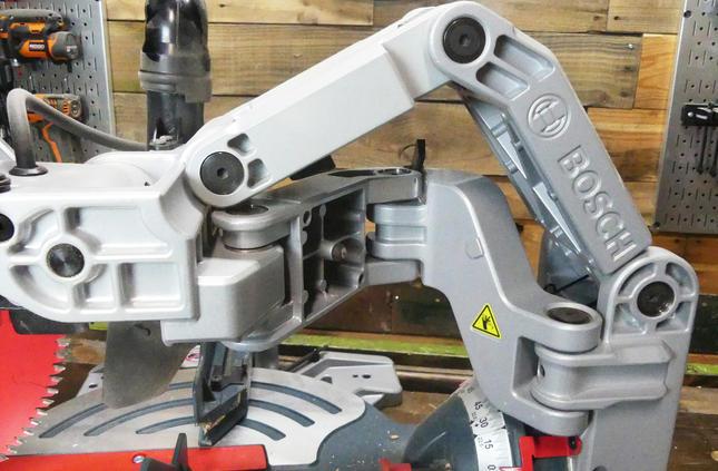 """Bosch 12"""" Glide Miter Saw"""