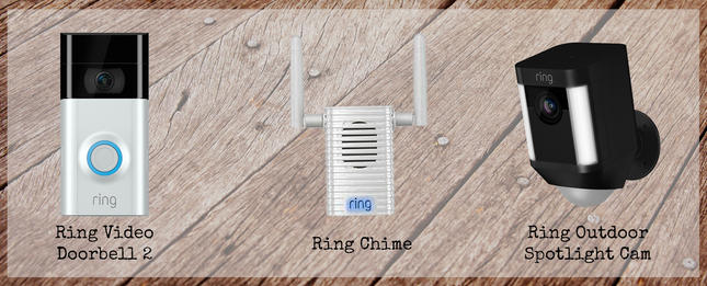 Ring Smart Home Products