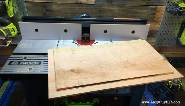 Live Edge Laptop Tray