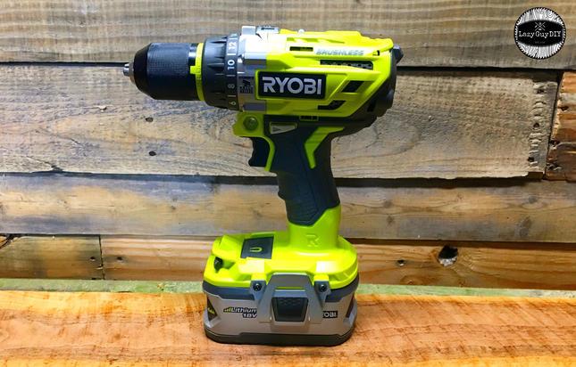 Ryobi One+ Brushless Hammer Drill
