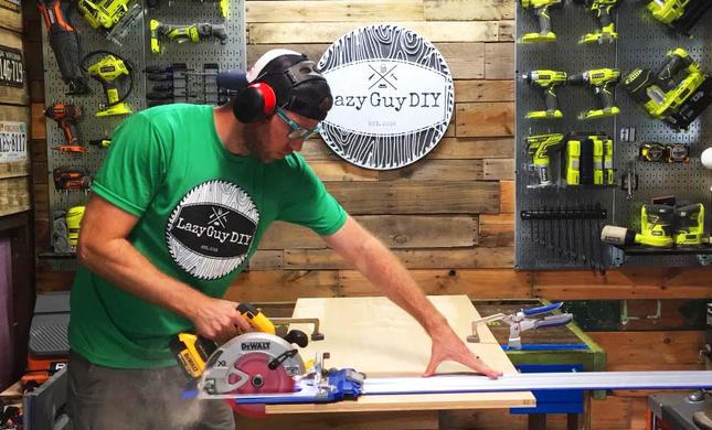 DeWALT 20v Max Circular saw and Kreg Accu-Cut