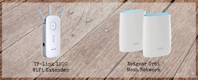 Smart Home WiFi Extenders
