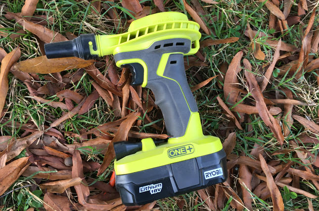 Ryobi High Powered Inflator