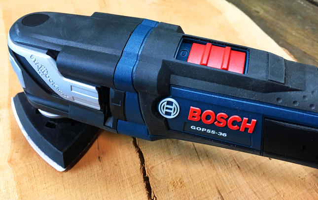 Bosch GOP55-36 OMT