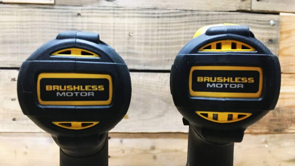 DeWALT Brushless Drivers
