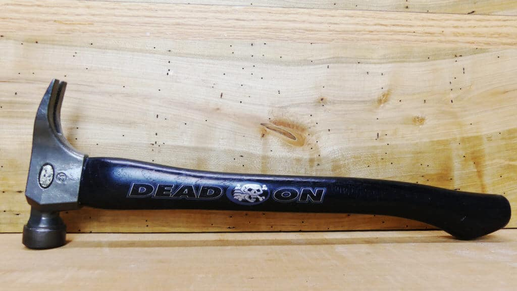 Dead On Tools Investment Cast Framing Hammer
