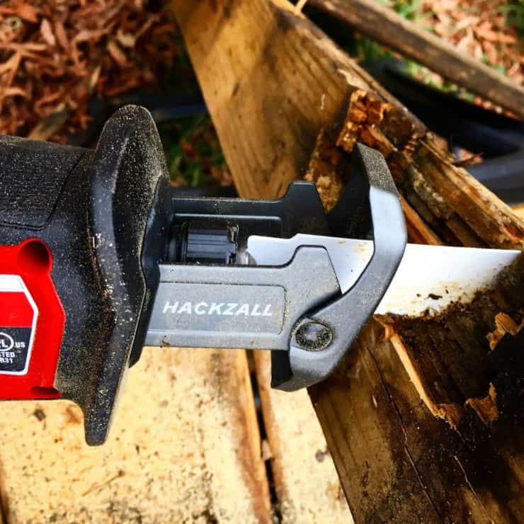 Milwaukee M18 Hackzall