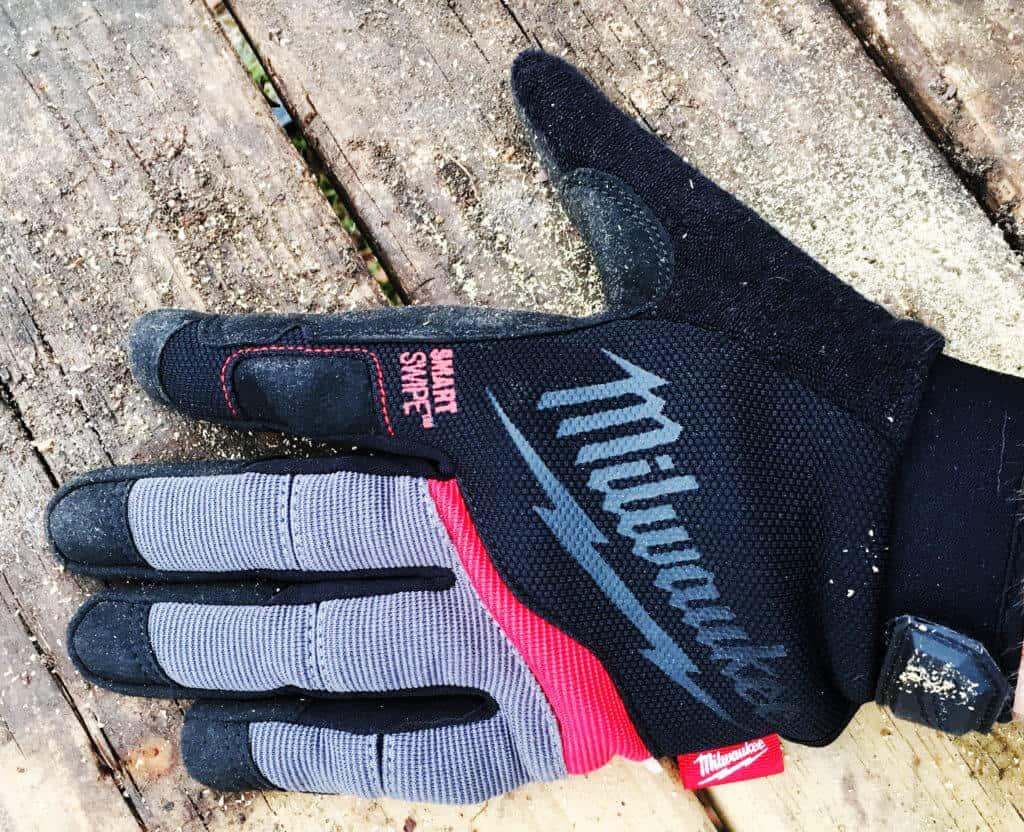 Milwaukee Smart Swipe Glove