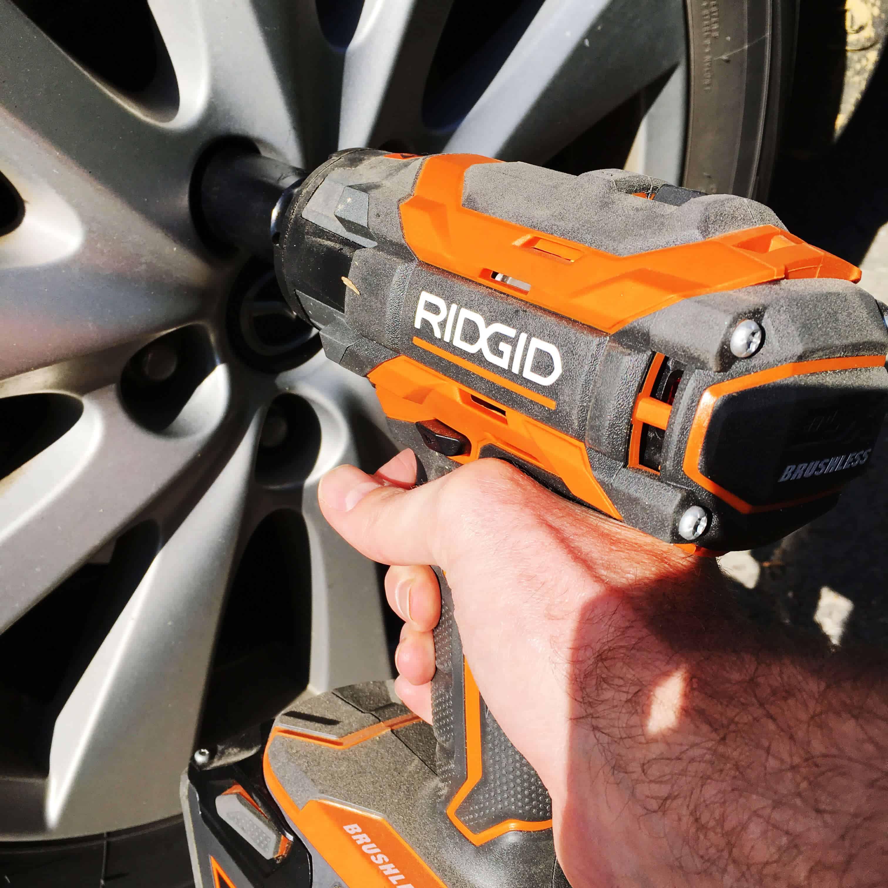 Ridgid Impact Wrench