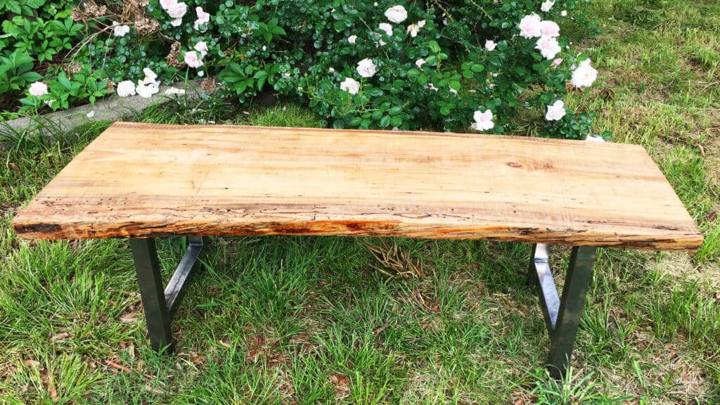 Wedding Bench Profile