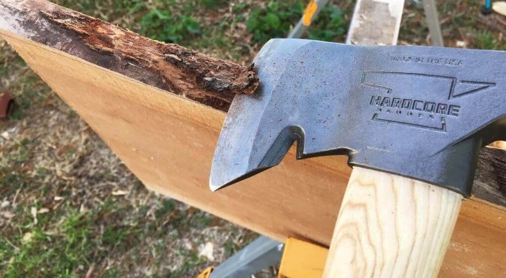 Hardcore Hatchet Bark