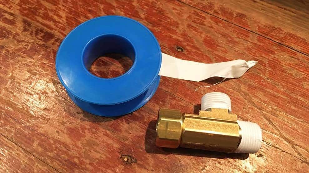 Thread Sealant Tape