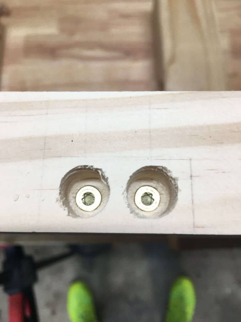 Counter Sunk Screws