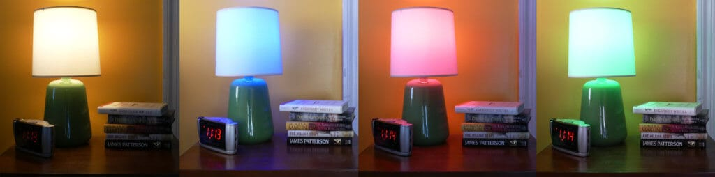 Philips Hue Color Changing