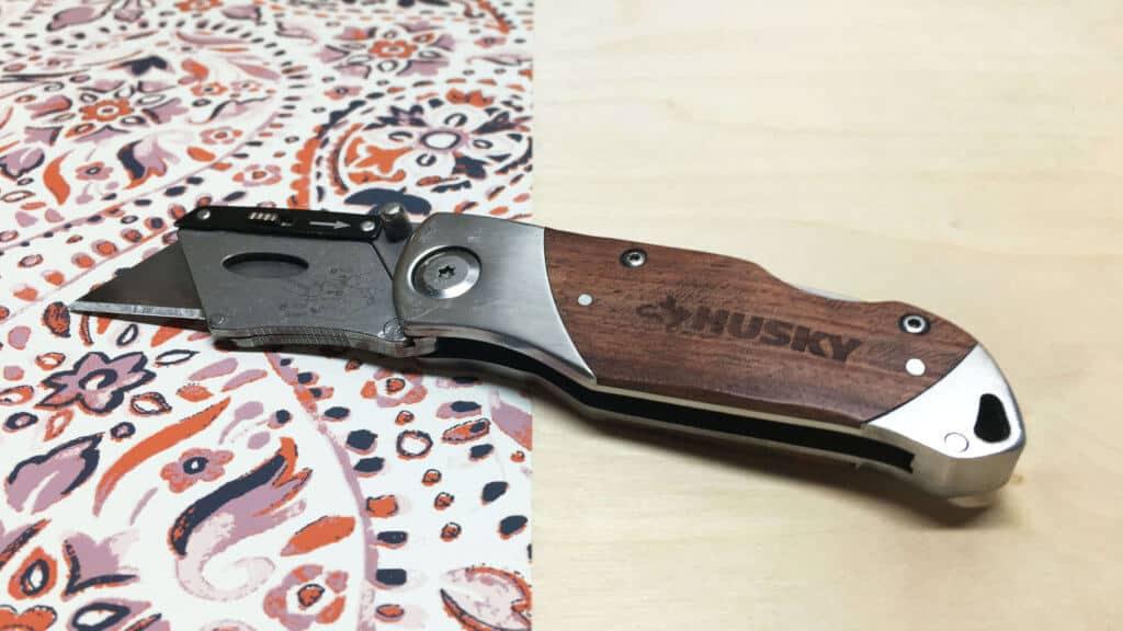 Husky Utility Knife