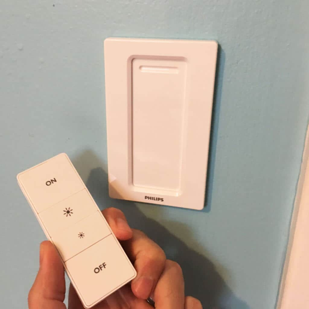 Philips Hue Dimmer Control