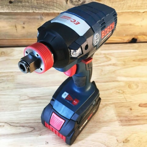 Bosch Impact Driver Cover