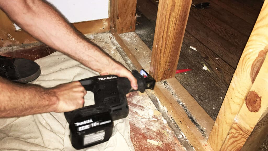 Makita Sub Compact Reciprocating Saw