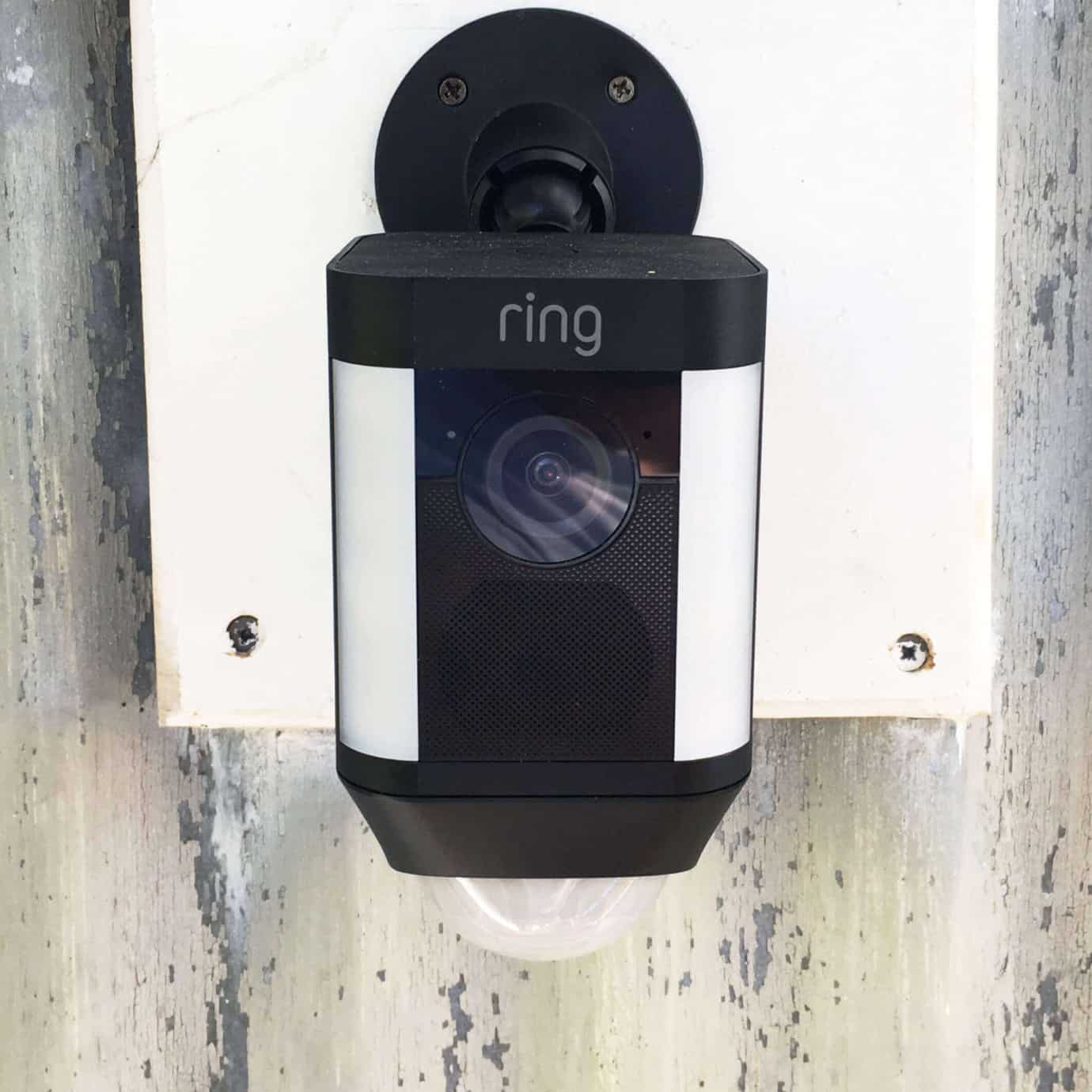 Ring Solar Spotlight Cam