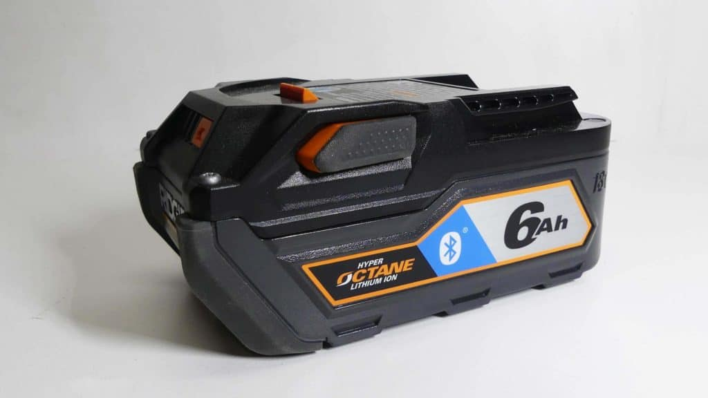 RIDGID OCTANE Battery