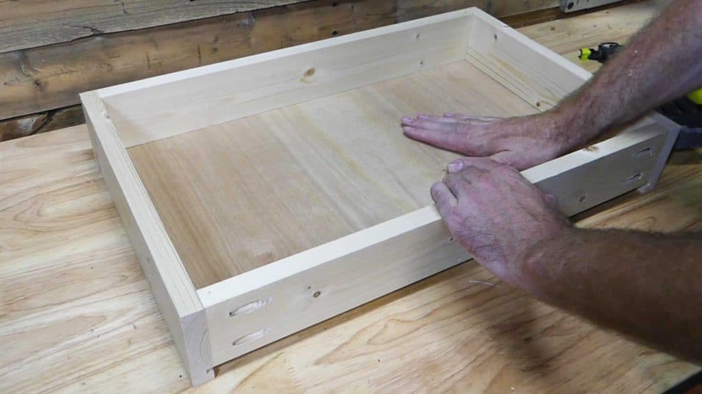 Drawer Box Build
