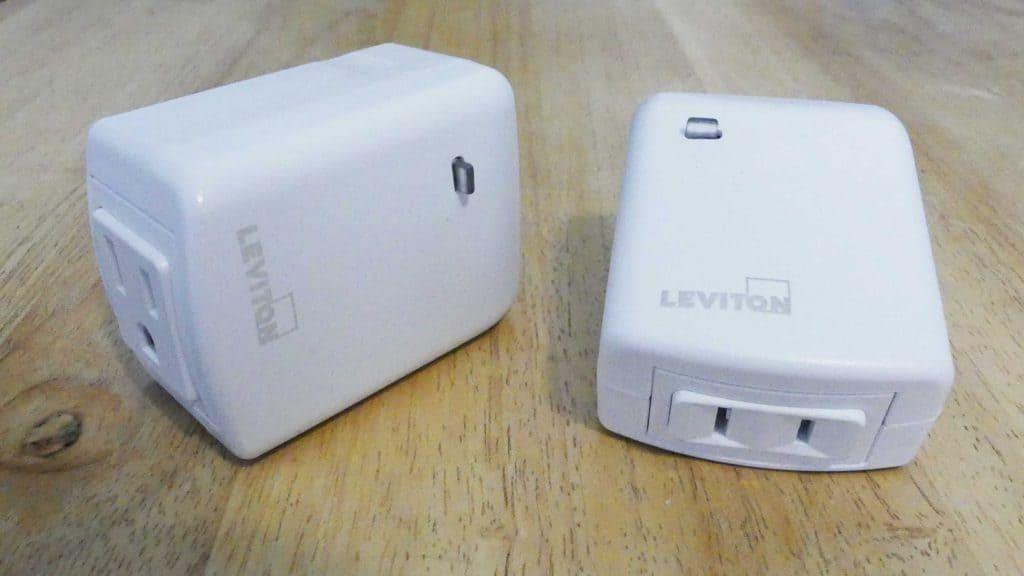 Leviton Smart Plugs