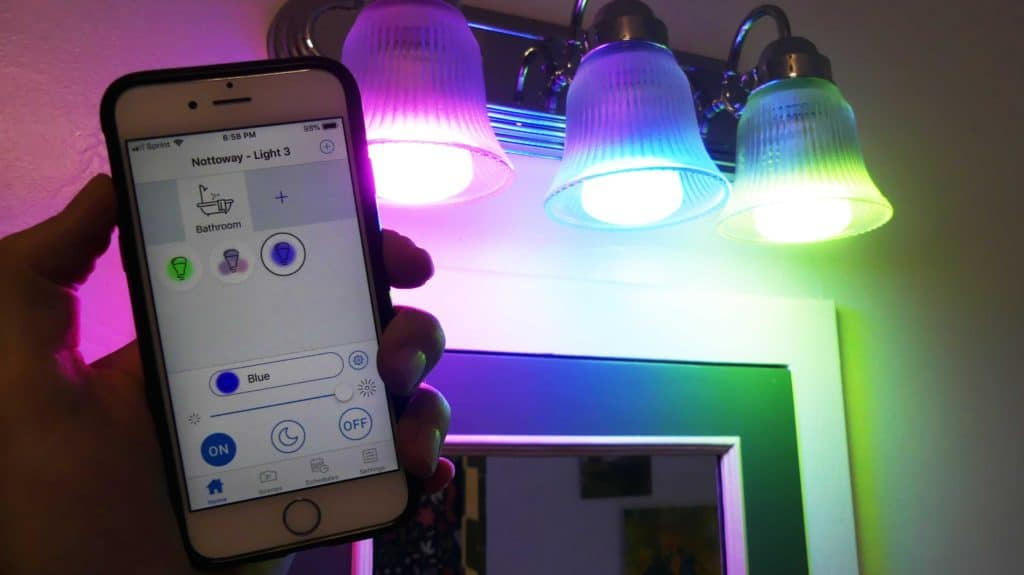 WiZ Smart Bulbs