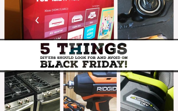 5 Things Black Friday