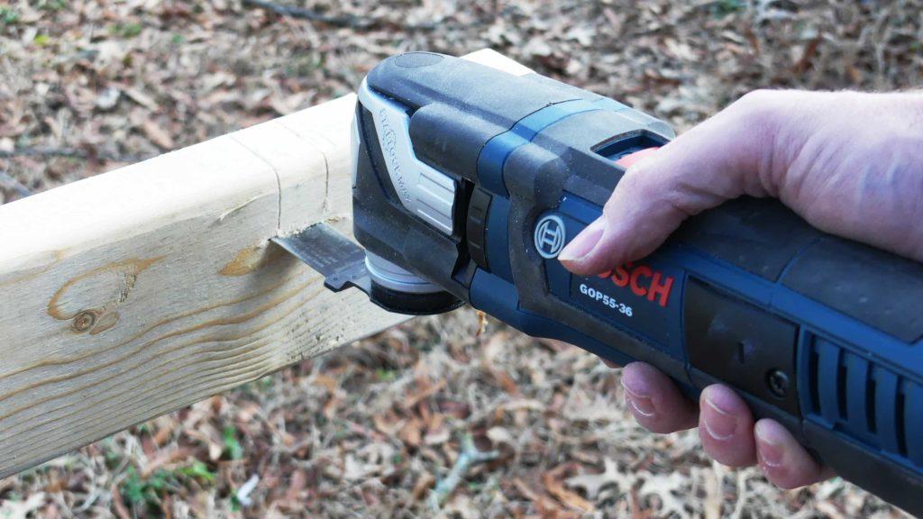 Bosch StarlockMax Multi Tool