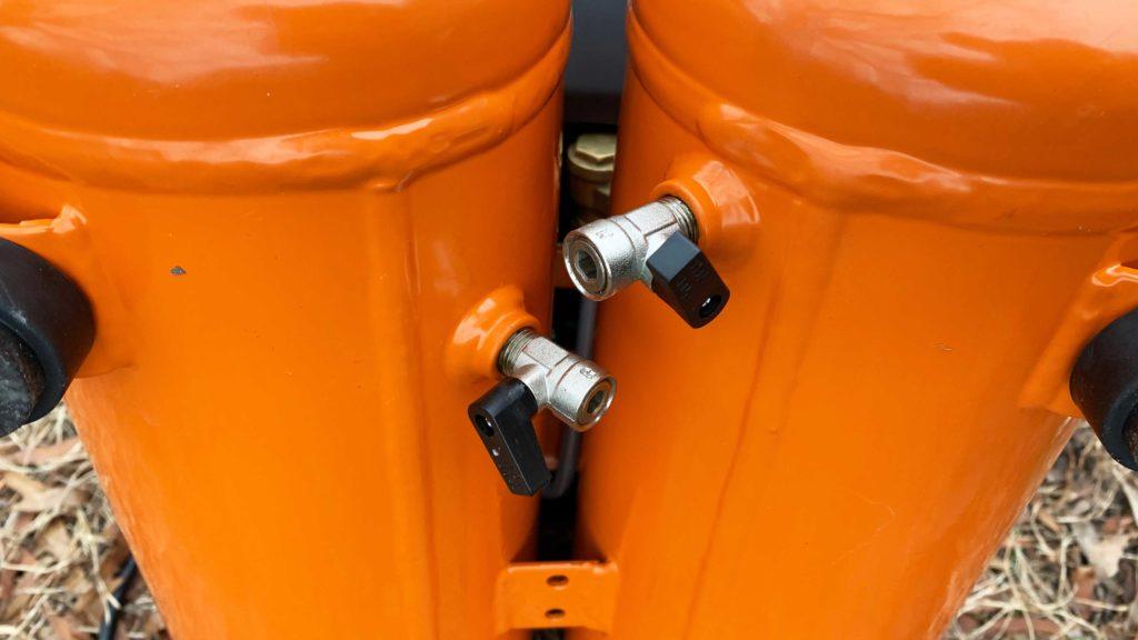 Air Compressor-Release-Valve