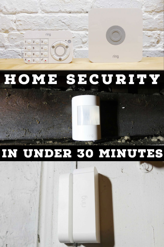 Ring Alarm Home Security System - Lazy Guy DIY