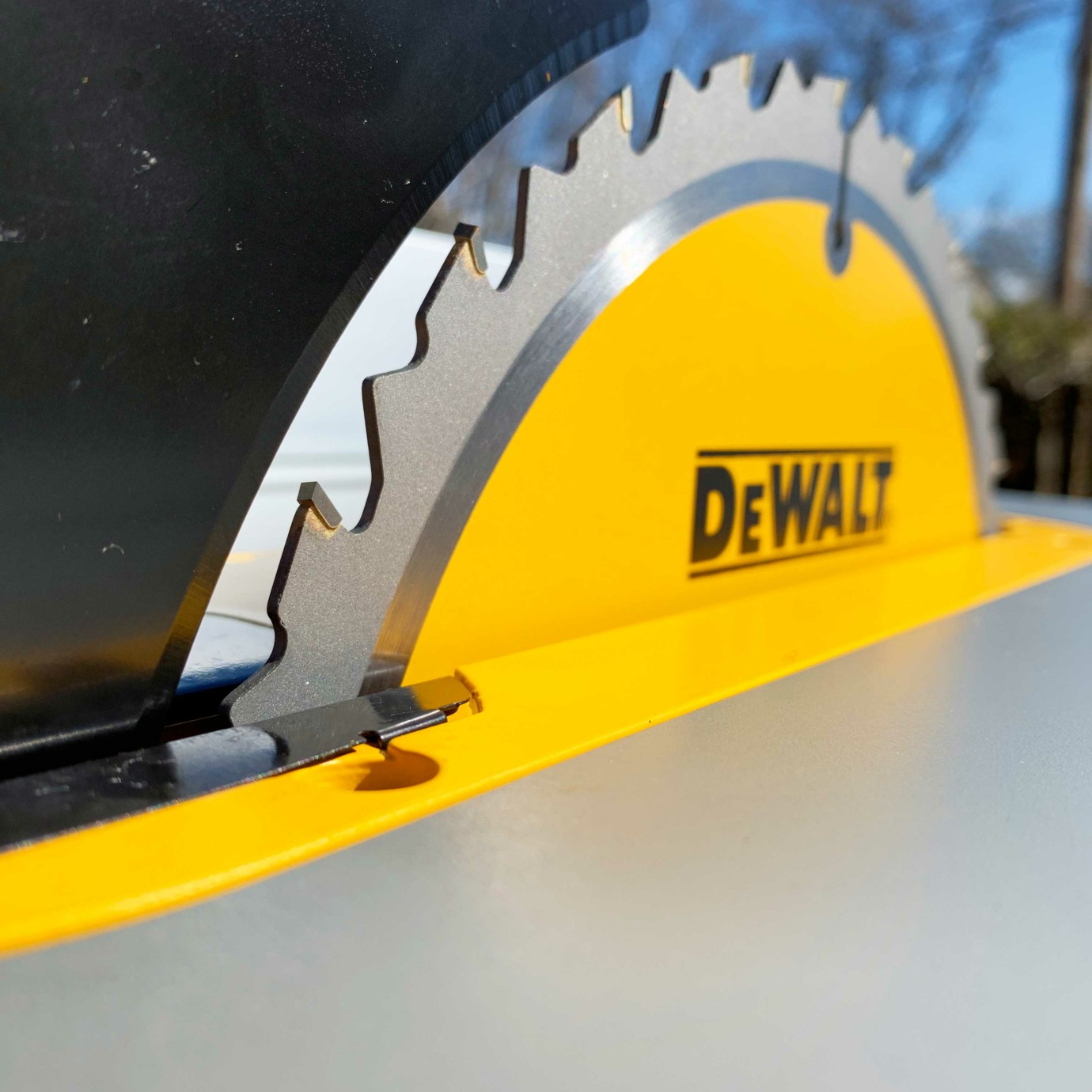 DeWALT Compact Table Saw