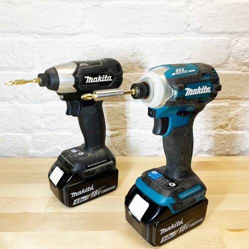 Makita's Pint Sized XDT16 and XDT15 Make An Impact
