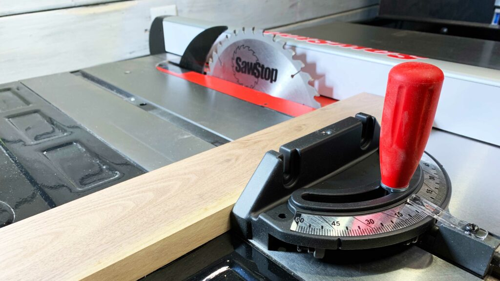 Saw Stop Table Saw Table