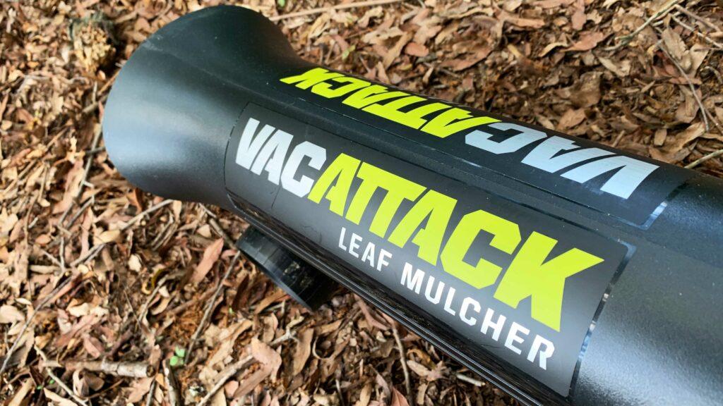 Ryobi 40v Vac Attack Leaf Mulcher - Lazy Guy DIY