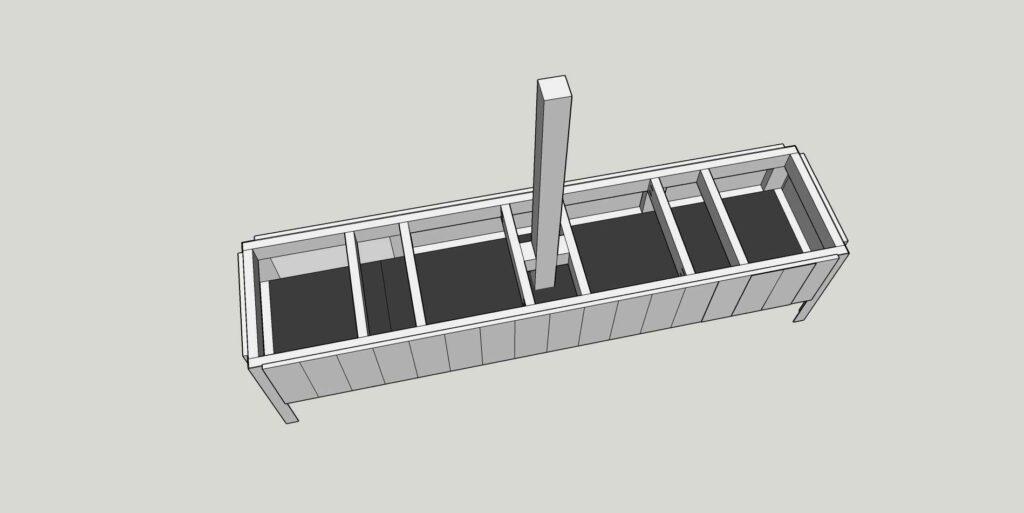 Step 12 - Garden Liner