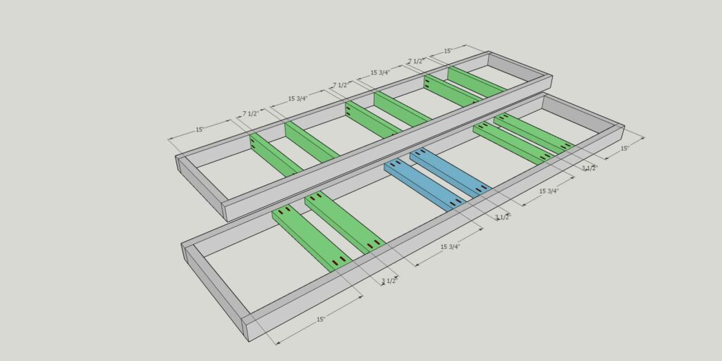 Step 5 - Inner Frame