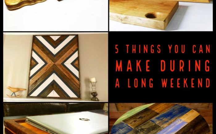 5 Things To Make