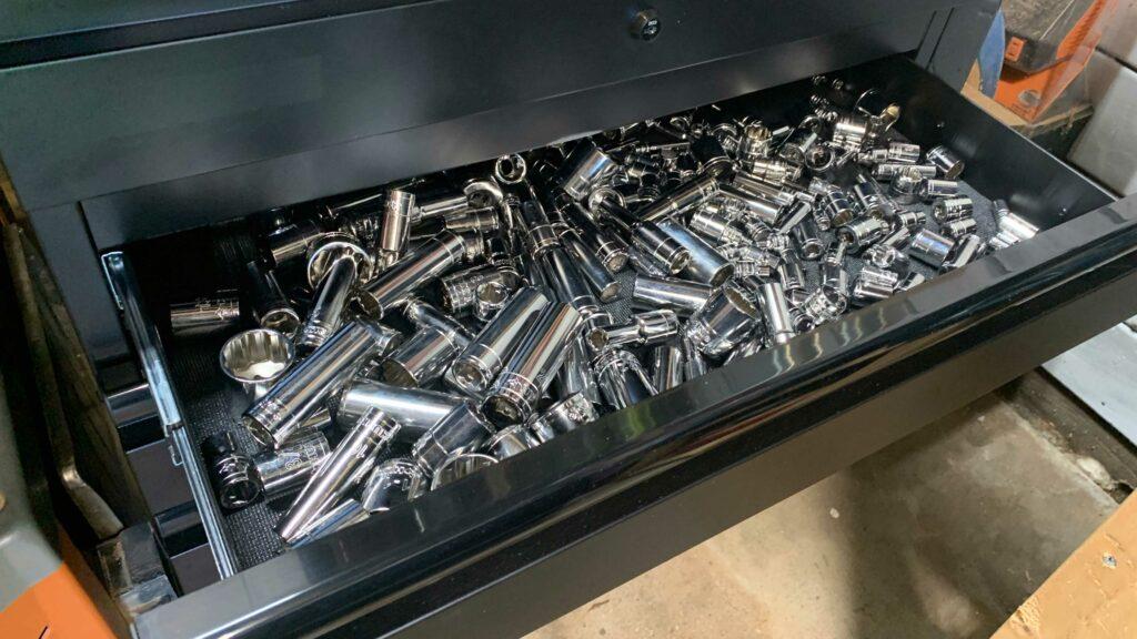 Husky Tool Storage