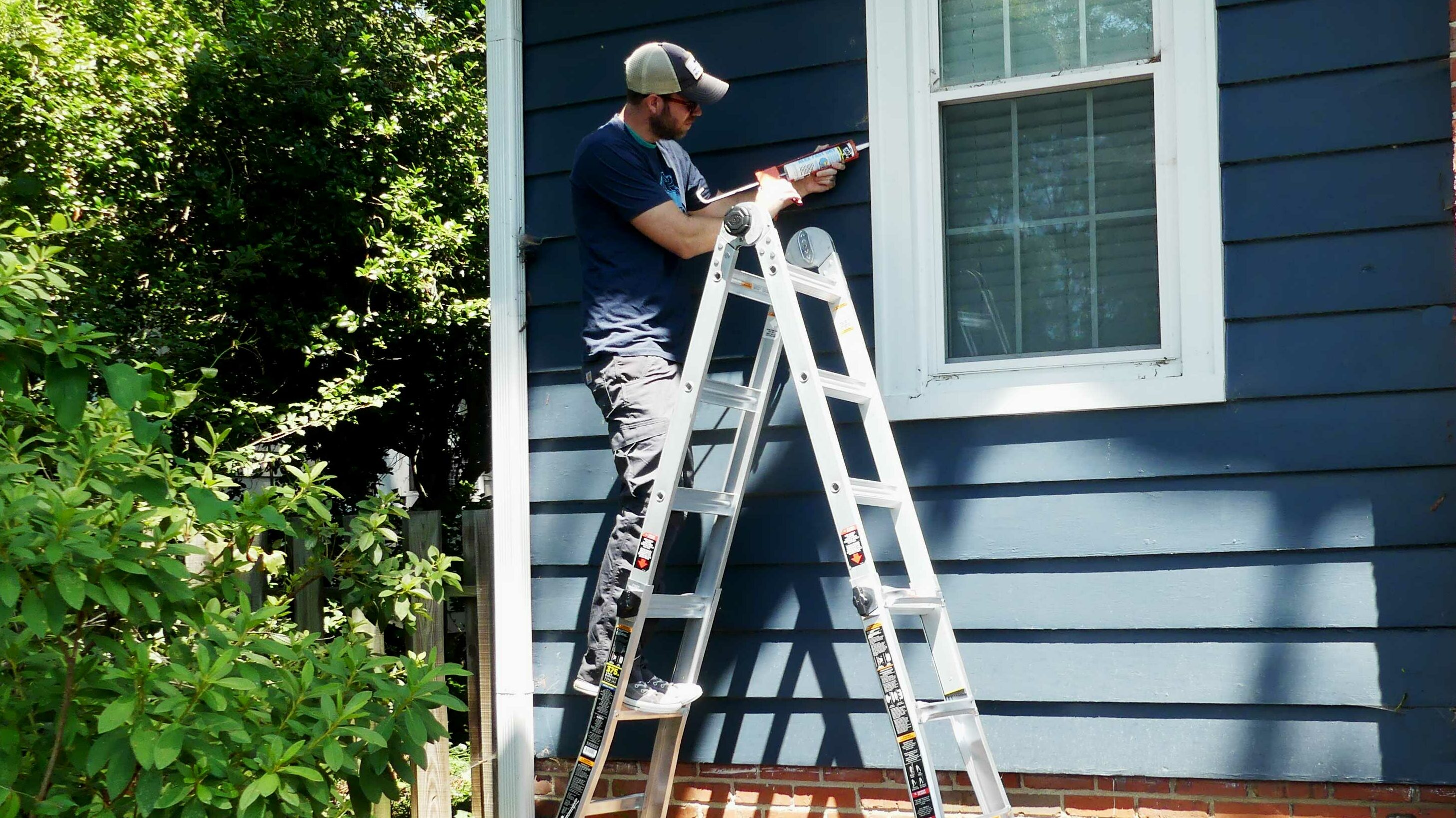 Gorilla 18 Foot Multi-Position Ladder