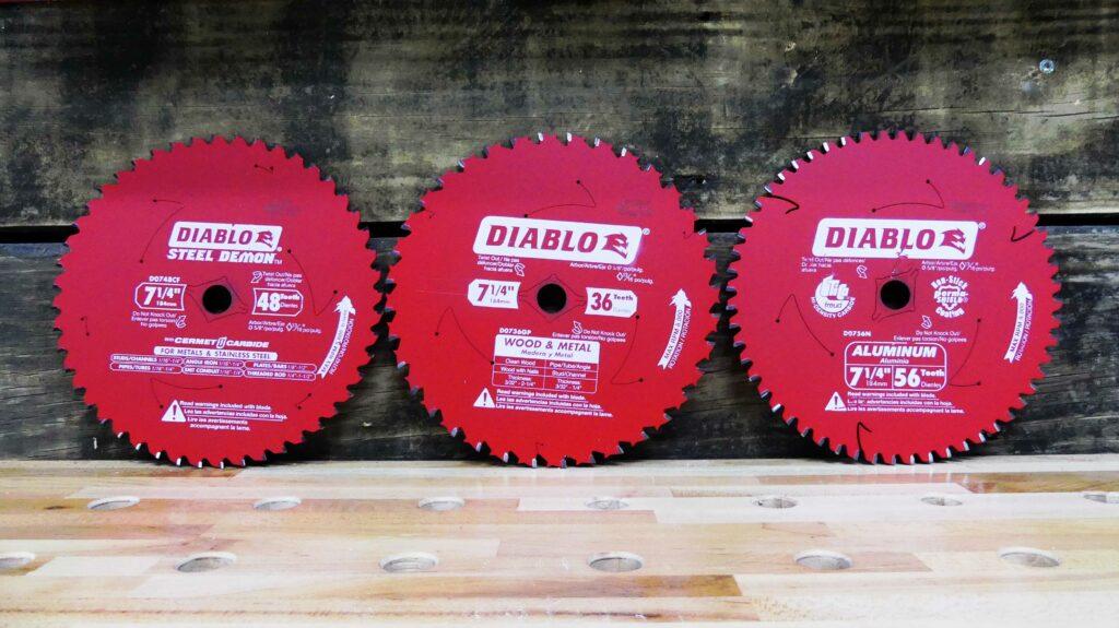 Diablo Circular Saw Blades
