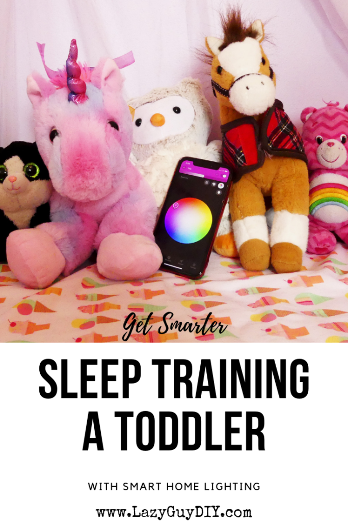 Toddler Sleep Training Pin