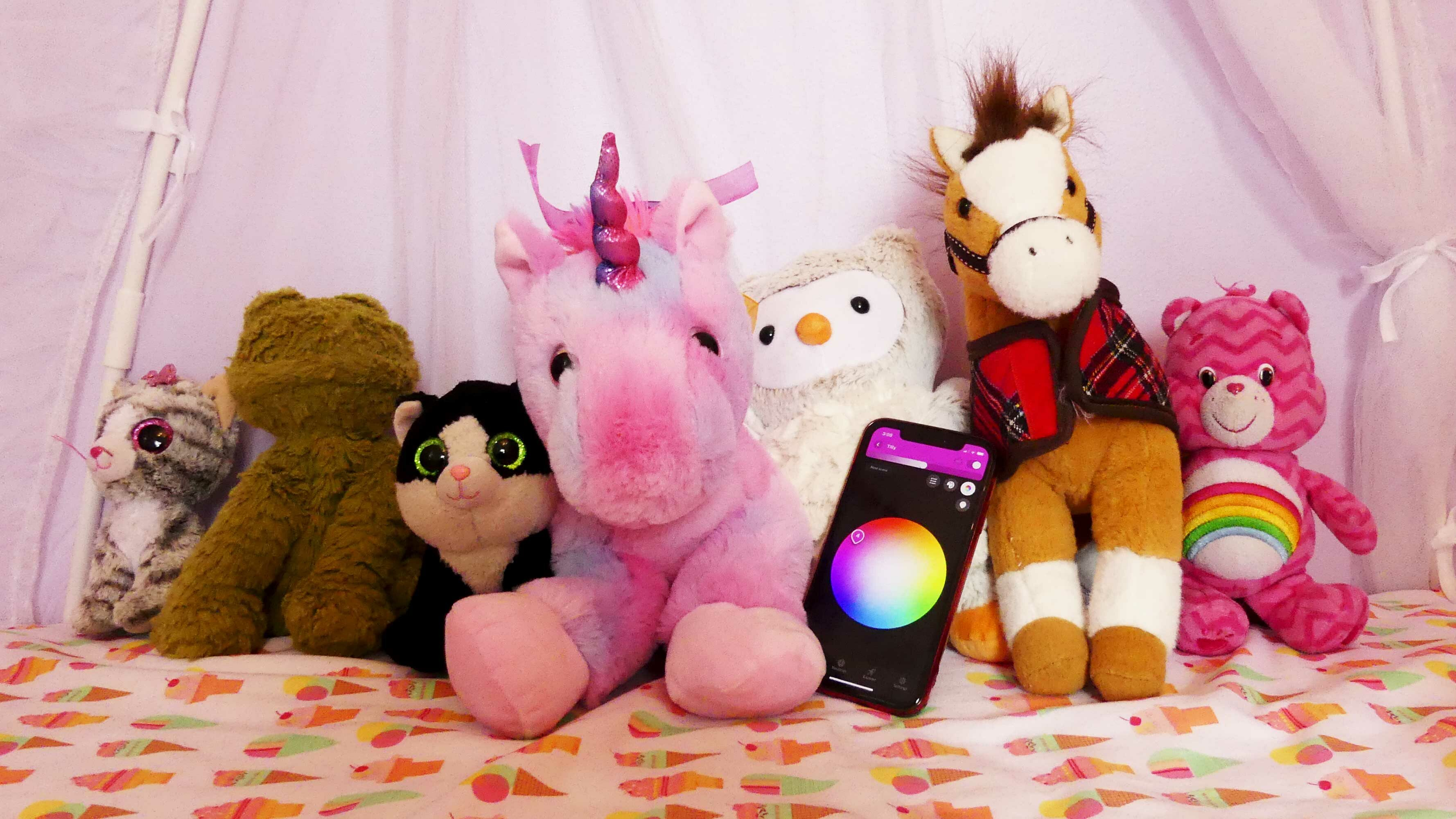 How I Sleep Trained Our Toddler With Smart Home Lighting