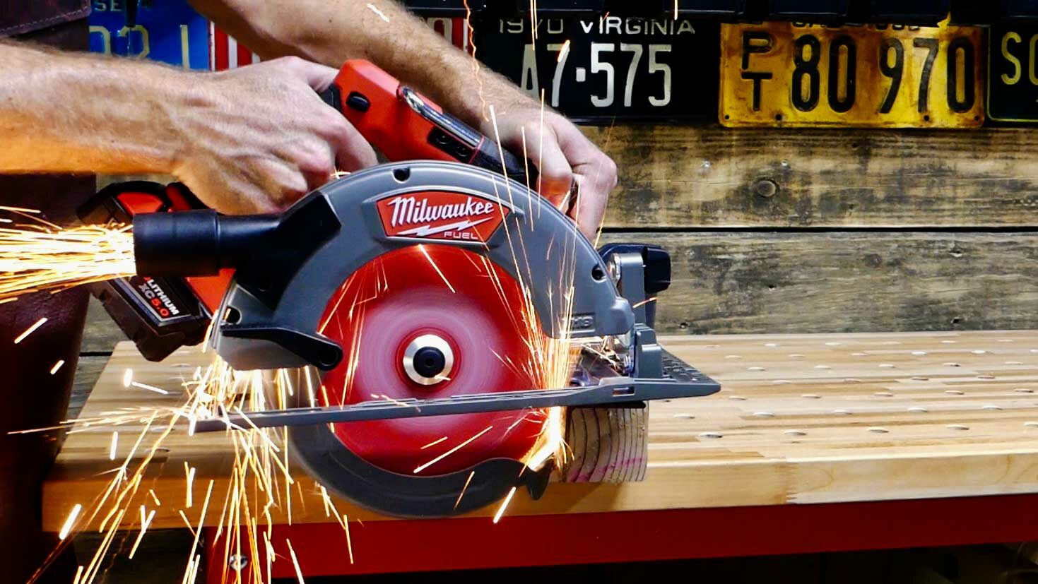 Is It The Circular Saw Or The Saw Blade?